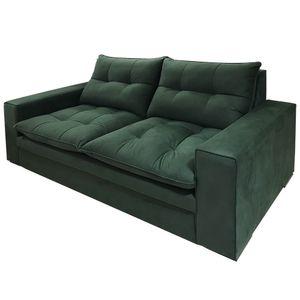 bel-air-moveis-sofa-estofado-estofamar-confort-3-lugares-verde-escuro