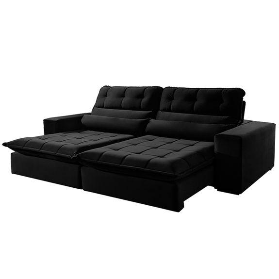 bel-air-moveis-sofa-rondomoveis-902-retratil-reclinavel-camurca-preto