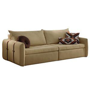 bel-air-moveis-sofa-lara-vinci-modulo-3-lugares-tecido-basic-caqui