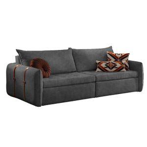 bel-air-moveis-sofa-lara-moveis-cama-vinci-siena-grafit