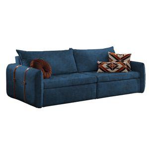 bel-air-moveis-sofa-lara-moveis-cama-vinci-linen-look-azul