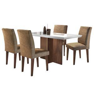 bel-air-moveis-conjunto-mesa-de-jantar-berlim-4-cadeiras-grecia-cafe-tecido-animale-chocolate
